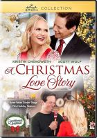 Cover image for A Christmas love story