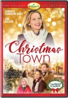 Cover image for Christmas town