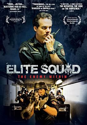Cover image for Elite squad the enemy within