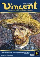 Imagen de portada para Vincent : the life and death of Vincent Van Gogh