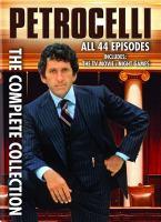 Imagen de portada para Petrocelli the complete collection.