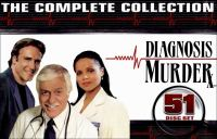 Cover image for Diagnosis murder The fourth season, part 1.