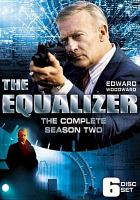 Cover image for The equalizer The complete season 2