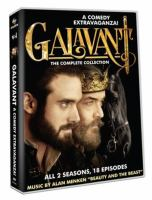 Cover image for Galavant the complete collecion