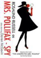 Cover image for Mrs. Pollifax--spy