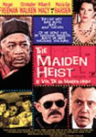 Cover image for The maiden heist