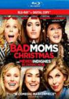 Cover image for A bad moms Christmas