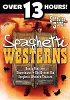 Imagen de portada para Spaghetti westerns