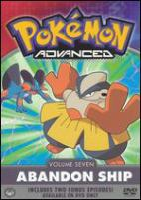 Cover image for Pokemon advanced. Vol. 7. Abandon ship