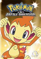 Cover image for Pokemon, DP dimension. Vol. 1