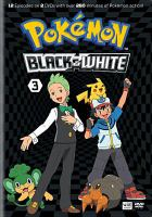 Cover image for Pokémon black and white. set 3, eps 25-36