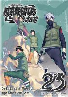 Cover image for Naruto Shippuden. Set 23