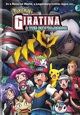 Cover image for Pokémon Giratina & the sky warrior.
