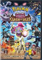 Cover image for Pokémon, the movie Hoopa and the clash of ages
