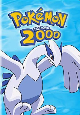Cover image for Pokémon the movie 2000