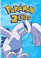 Cover image for Pokémon the movie 2000