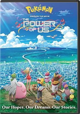 Imagen de portada para Pokémon the movie The power of us