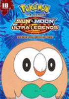 Cover image for Pokemon the series, sun & moon, ultra legends.  Alola league begins!