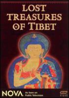 Cover image for Lost treasures of Tibet