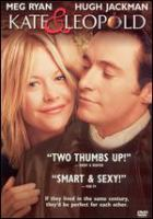 Cover image for Kate & Leopold