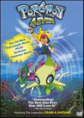 Cover image for Pokemon 4ever