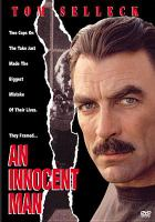 Cover image for An innocent man