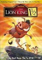 Cover image for The lion king 1 1/2