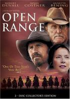 Imagen de portada para Open range