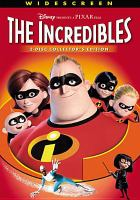 Cover image for The Incredibles