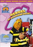 Cover image for Disney's bear in the big blue house. Heroes of woodland valley