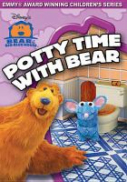 Cover image for Bear in the big blue house. Potty time with Bear