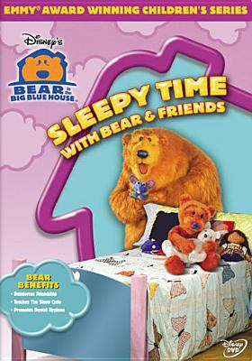 Cover image for Sleepy time with Bear and friends