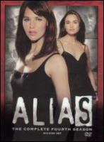 Cover image for Alias the complete fourth season