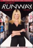 Cover image for Project runway The complete first season