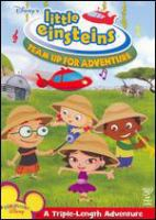 Cover image for Little Einsteins team up for adventure