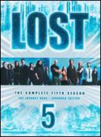 Cover image for Lost The complete fifth season