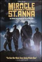 Cover image for Miracle at St. Anna