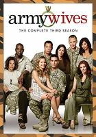 Cover image for Army wives  The complete third season