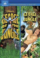 Cover image for George of the jungle George of the jungle 2