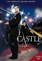 Cover image for Castle The complete second season