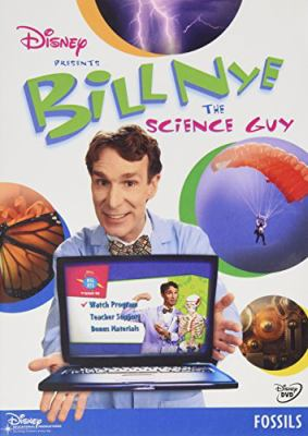 Cover image for Bill Nye the science guy Fossils