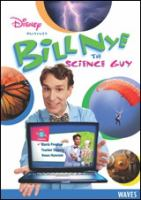 Cover image for Bill Nye the science guy Waves