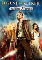 Cover image for Legend of the Seeker The complete 2nd and final season