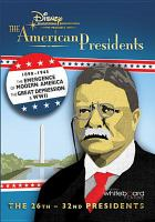 Cover image for The American presidents 1890-1945, the emergence of modern America ; the Great Depression & WWII