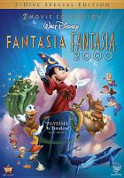Cover image for Fantasia / Fantasia 2000