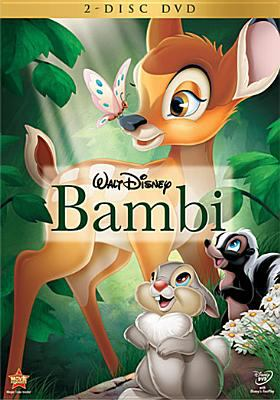 Cover image for Bambi