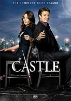 Cover image for Castle The complete third season