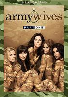 Cover image for Army wives Season six. Part one