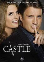 Cover image for Castle The complete fourth season
