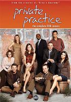 Cover image for Private practice. The complete fifth season.